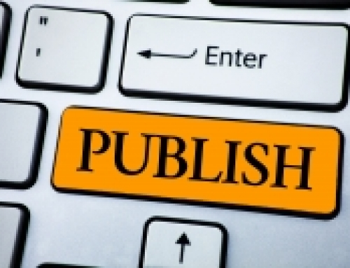 A MINISCULE GLIMPSE INTO THE WORLD OF PUBLISHING: